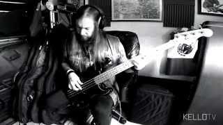 """Metallica - """"Crash Course In Brain Surgery"""" (Bass Cover)"""