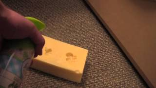 Febreze The Cheese - Gus Johnson Comedy Short