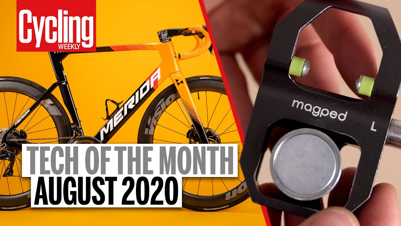 Tech of the Month August | Brand New Merida Reacto, Pirelli Tyres & Magnetic Pedals | Cycling Weekly