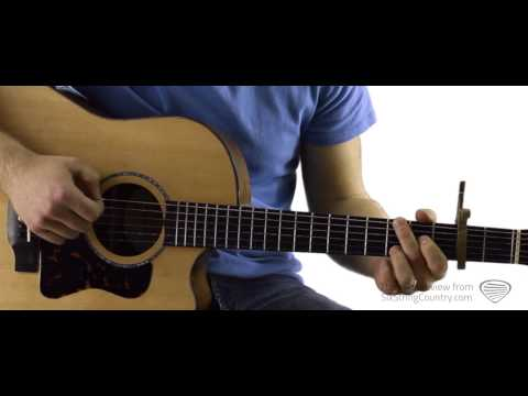silent-night---guitar-lesson-and-tutorial---kenny-chesney