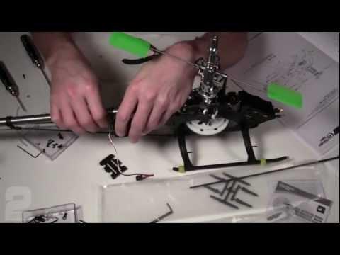 Thunder Tiger Mini Titan V2 - Time Lapse Assembly