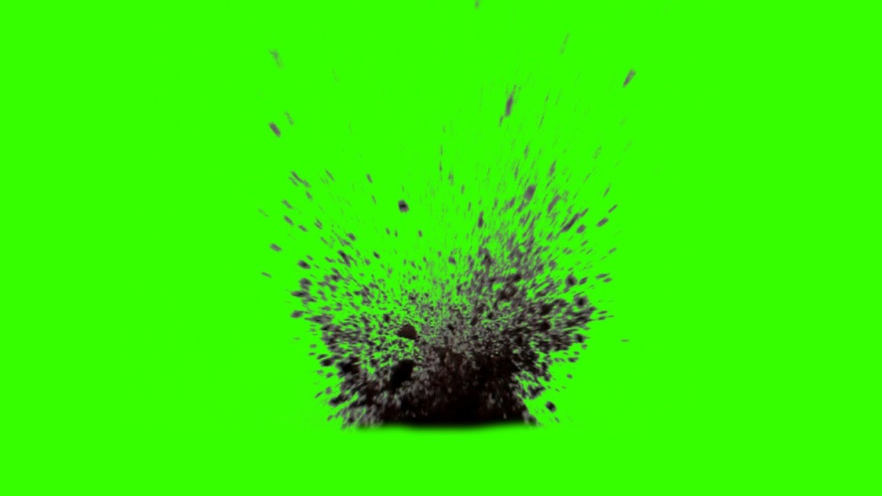 Falling Leaves Wallpaper Animated Dirt Charges 10 Different Fx Green Screen Footage Youtube