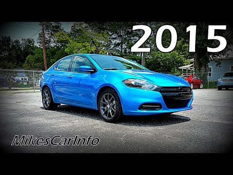 2015 Dodge Dart SE Rallye