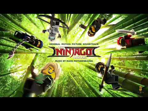 The Weekend Whip - The Fold - The LEGO Ninjago Movie Soundtrack