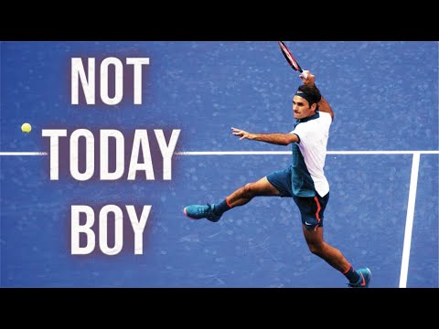 Roger Federer Crushes Nick Kyrgios Hopes and Dreams (Again)