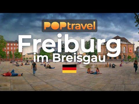 Walking in FREIBURG