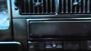 2- контактная кнопка обогрева Volkswagen B3(, 2013-08-04T20:49:36.000Z)