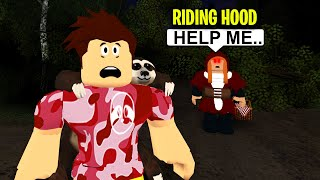 CREEPY GIRL Needed My Help.. The TRUTH Will Shock You! (Roblox)