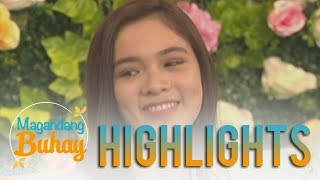 Magandang Buhay: Ate Girl tells the story behind her banter with Vice Ganda