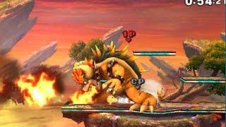 大乱闘スマッシュブラザーズ for 3DS クッパの最後の切り札 でかくなったww Super Smash Bros for 3DS Play Movie CHARACTERS: SHULK,META KNIGHT,LUCINA ...