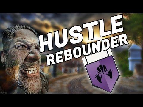 NBA 2K17   HOW TO GET HUSTLE REBOUNDER!