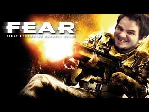 Мэддисон выпускает пар в игре F.E.A.R.