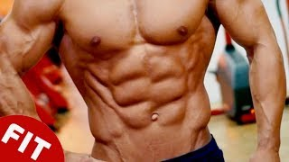 AESTHETIC ABS - 8 MINUTE WORKOUT