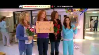 """Desperate Housewives Season 7 Episode 17 Promo """"Everything's Different, Nothing's Changed"""""""