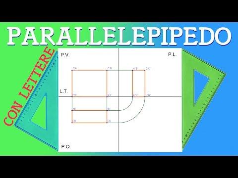 Proiezione ortogonale cilindro  Doovi
