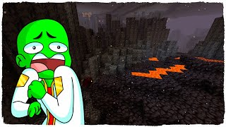 NUEVO BIOMA TERRORÍFICO - MINECRAFT 1.16 - NETHER UPDATE (SNAPSHOT 20W15A)