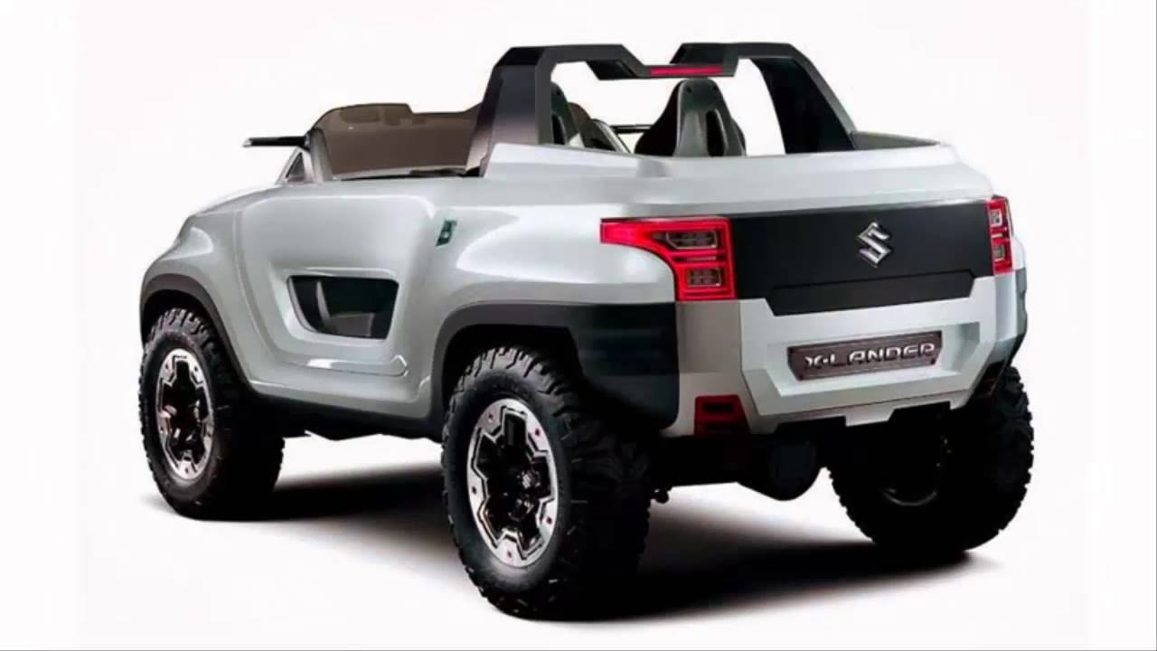 suzuki x lander hybrid concept 4x4 2013 hd youtube. Black Bedroom Furniture Sets. Home Design Ideas