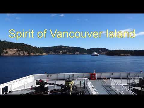 BC Ferries Horns