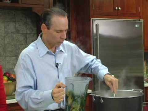 """Secrets to Healthy Cooking"" Dr. Fuhrman's Anti-Cancer Soup"