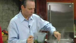 """""""Secrets to Healthy Cooking"""" Dr. Fuhrman's Anti-Cancer Soup"""