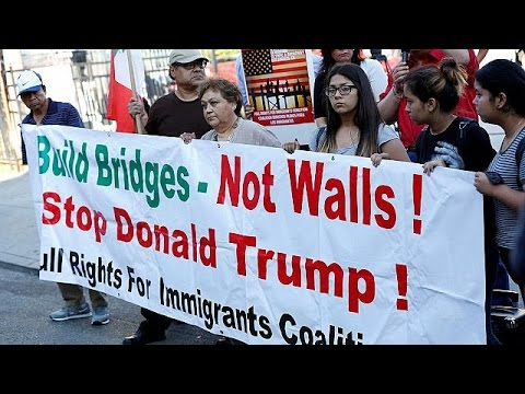 Trump vows to deport illegal immigrants in major hardline speech