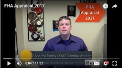 FHA Appraisal 2017