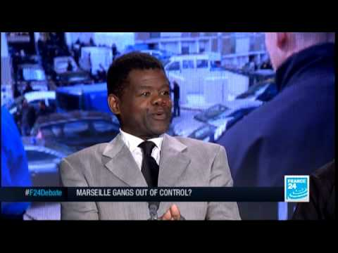 Marseille gangs out of control? THE DEBATE part 2 - 06/27/2013