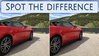 [ Brain games ] ( 3 ) Ep.021 Transport_Car_convertible_01 | Spot the difference | photo puzzles