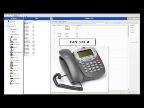 Help Sheet - Call Park and Un-Park Buttons