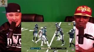 Eagles vs Saints | Reaction | NFL Week 11 Game Highlights