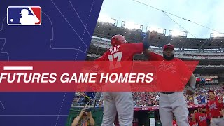 All the homers from the 2018 Futures Game