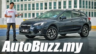 2018 Subaru XV 2.0i-P review - AutoBuzz.my