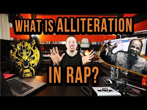 What Is Alliteration In Rap? GREAT EXAMPLES OF ALLITERATION