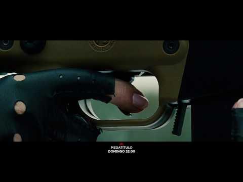 Sony AXN Spain - Megafilme Megatitulo Cinema Image Promo 2018