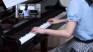 2015年8月13日 録画 使用楽譜;ピアノ・ソロ サザンオールスターズ.