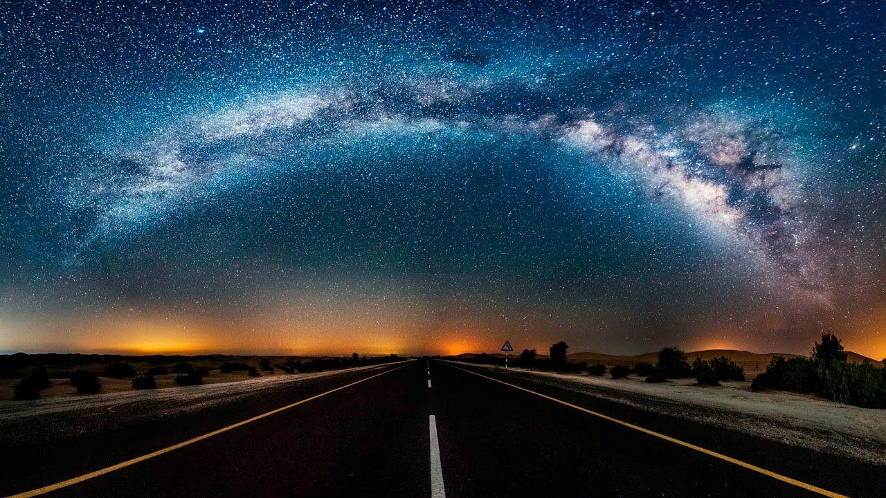 The Milky Way HD NatGeo - YouTube