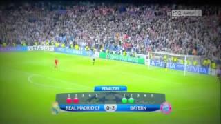 ريال مدريد بايرن ميونخ نصف نهائي دوري الأبطال