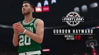 Gordon Hayward on Why He Chose Boston Celtics over Utah!