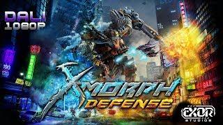 X-Morph: Defense PC Gameplay 1080p 60fps