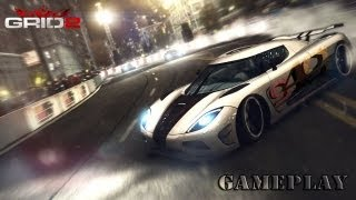 GRID 2 Gameplay Max Settings PC HD 7730m