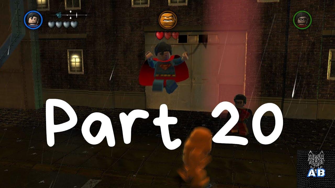 LEGO Batman™: THE VIDEOGAME (In The Dark Night) Part 2