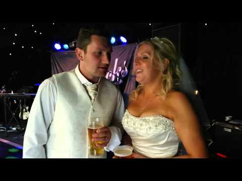 The Superlicks Party Band - Bride & Groom Testimonial