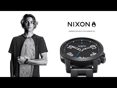 NIXON | Path Less Followed: Curren Caples and The Ranger 40