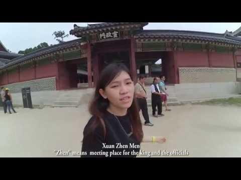 [Ep 5] South Korea Travel Vlog Day 2 - 4 September 2016
