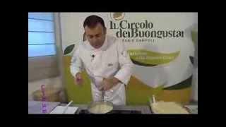 Come si prepara la crema pasticciera - Fabio Campoli - Squisitalia