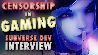 Censorship in Gaming: An Interview With Subverse Dev StudioFOW