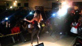 Diamond Performing Live @ The Showplace In Rva