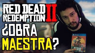 ¿MERECE LA PENA RED DEAD REDEMPTION 2?¿EL GOTY? | Opinion