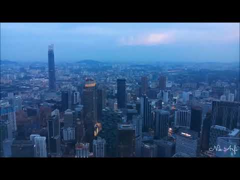 Southern Kuala Lumpur ft. The Exchange Tower 106 Time-lapse 2018