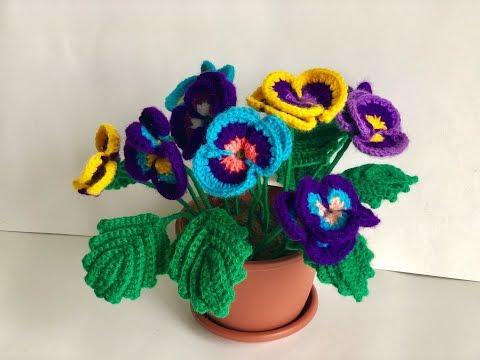 Вопрос: Какие из весенних цветов в горшочках дольше всего цветут?